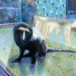 Malerei Zoo