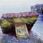 Ich w..., Öl/ Baumwolle, 2012, 40 x 50
