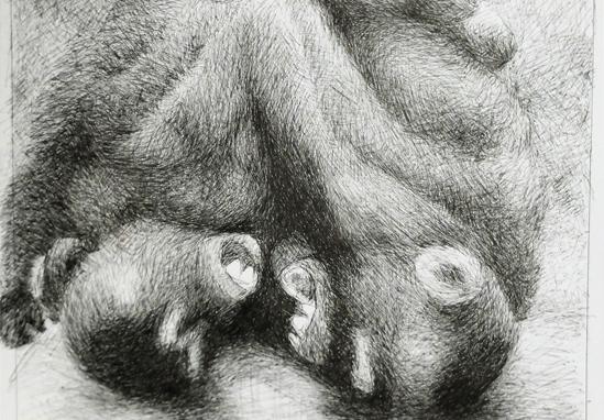 Conditio Creatura, Zeichnung