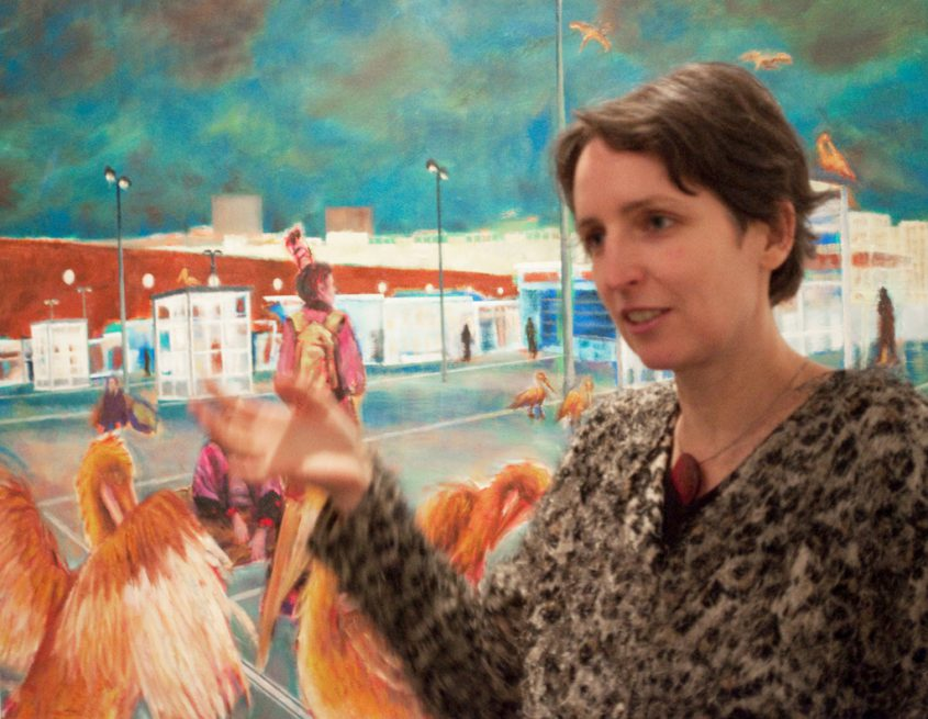 Ausstellung Katrin Bäcker, Storytelling